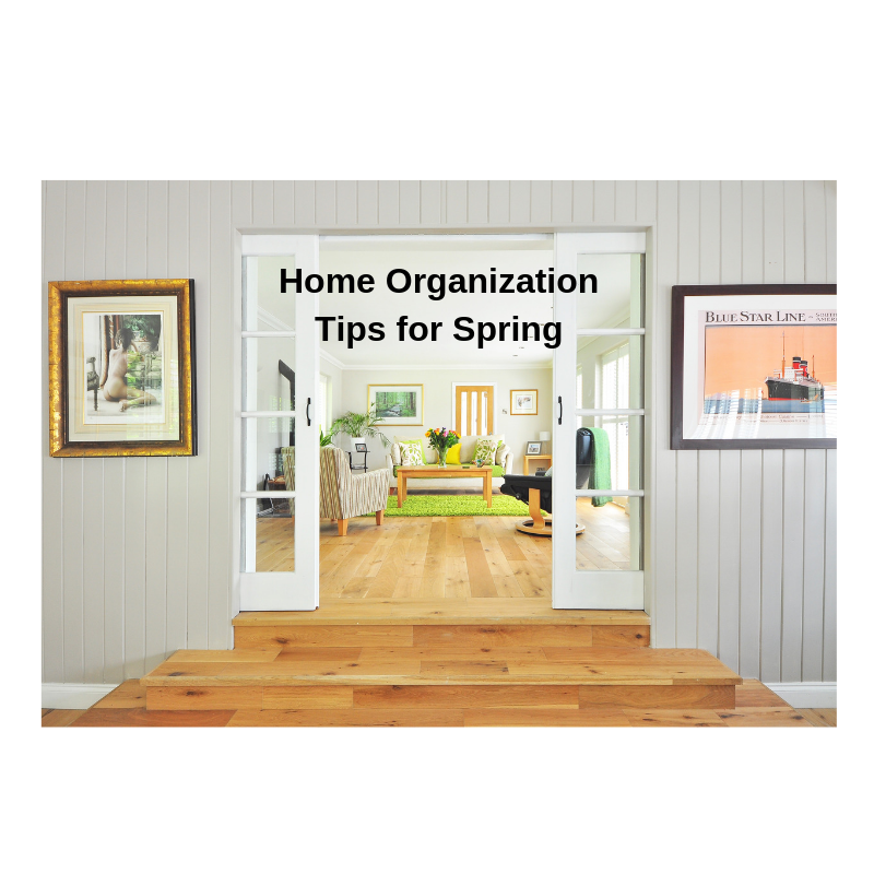 Home Orgnaization